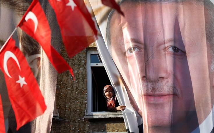 Ερντογάν κατά Κύπρου: Κάποιοι μας κάνουν τους μάγκες