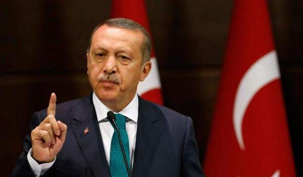 Νέες απειλές Ερντογάν. Θα χρησιμοποιήσουμε όλα τα μέσα σε Αιγαίο και Κύπρο, λέει ο σουλτάνος