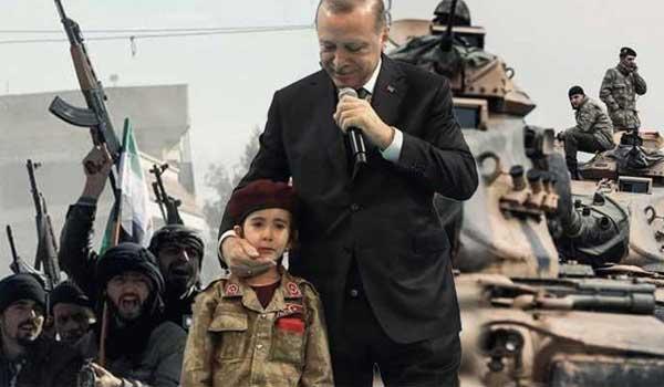 Επιστράτευση προαναγγέλλει ο Ερντογάν. Ενθουσιασμός και τρόμος στην Τουρκία