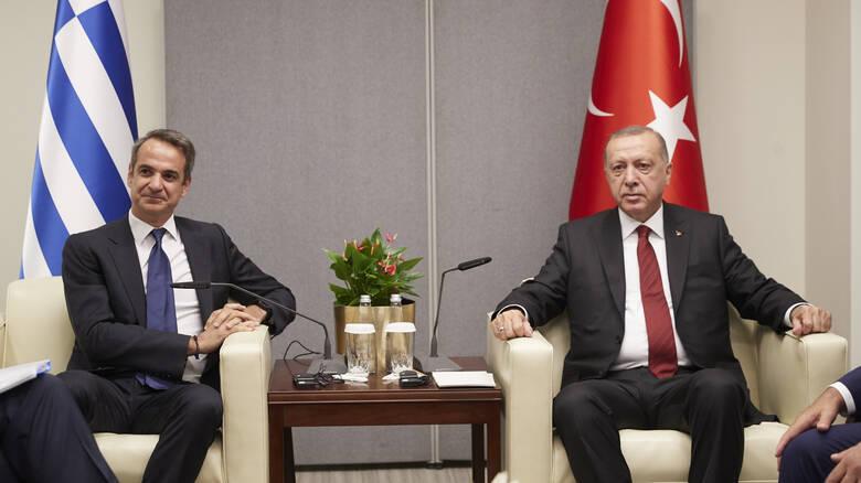 Στο κόκκινο η τουρκική προκλητικότητα: Οι επιθέσεις Ερντογάν και η απάντηση Μητσοτάκη