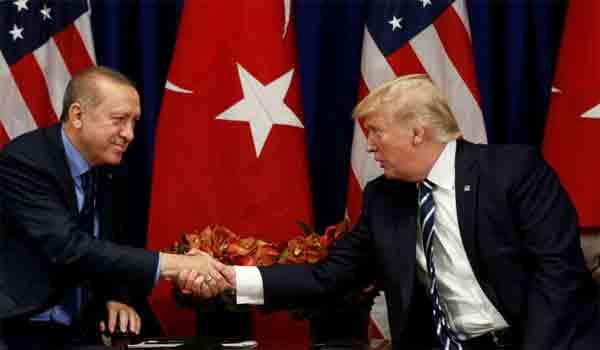 Τουρκία – ΗΠΑ αποφασίζουν για τους Κούρδους της Συρίας