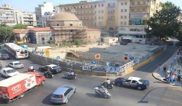 Κλείνει τμήμα της οδού Βενιζέλου για 3 μήνες λόγω εργασιών Μετρό