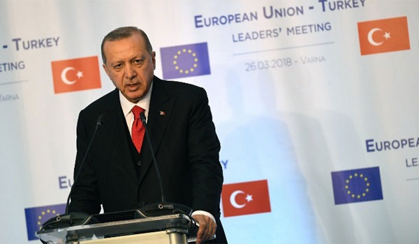 Στις Βρυξέλλες ο Ερντογάν - Κρίσιμες διαπραγματεύσεις για το μεταναστευτικό