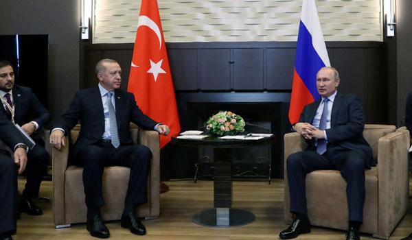 Νέα εκεχειρία 150 ωρών στη Συρία ανακοίνωσαν Πούτιν και Ερντογάν