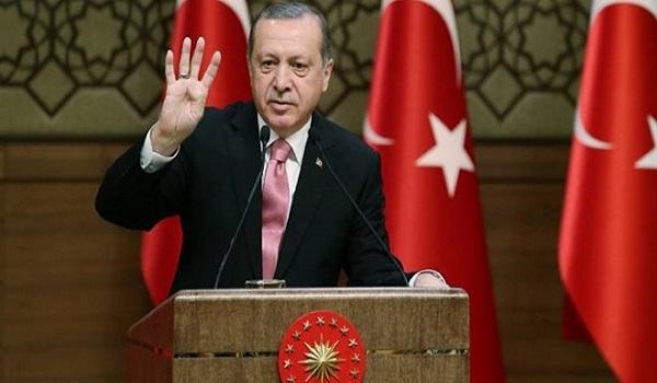 Απειλές Ερντογάν στους Κούρδους: Θα λάβουμε τα «απαραίτητα μέτρα» αν οι συμφωνίες  δεν τηρηθούν