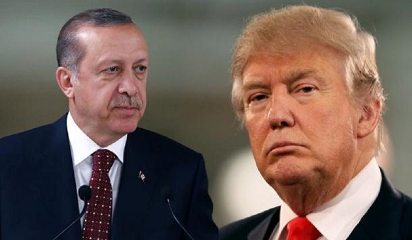 Χτύπημα Τραμπ στον Ερντογάν. Διπλασιάζει τους δασμούς - Βουλιάζει η Τουρκική λίρα