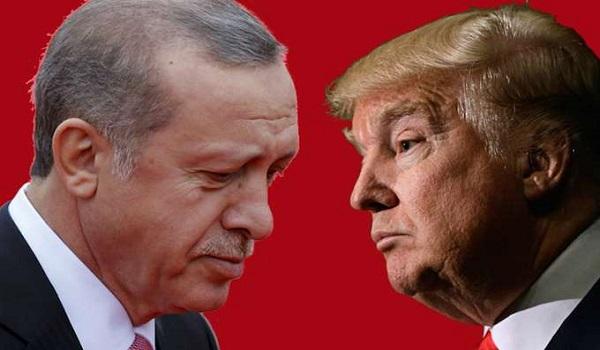 Η Τουρκία εκλιπαρεί τον πρόεδρο Τραμπ για τους δασμούς