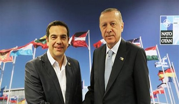 Ερντογάν: Τι συζήτησα με Τσίπρα για τους Ελληνες και τους Τούρκους στρατιωτικούς