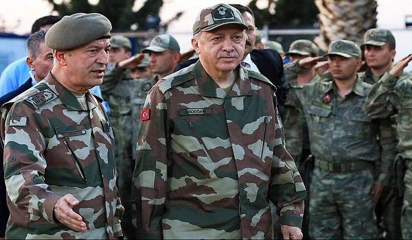 Ερντογάν: Ξεκίνησε η τουρκική επιχείρηση στη βορειοανατολική Συρία