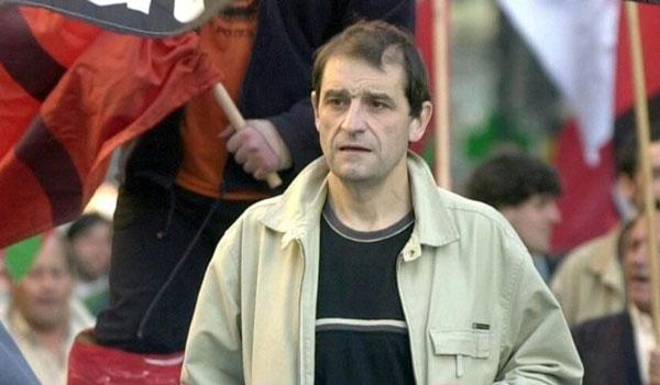 Συνελήφθη ο ιστορικός ηγέτης της οργάνωσης ETA