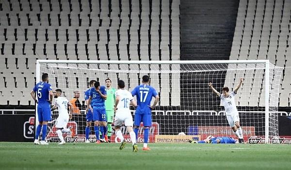 Προκριματικά  Euro 2020: Ελλάδα - Αρμενία