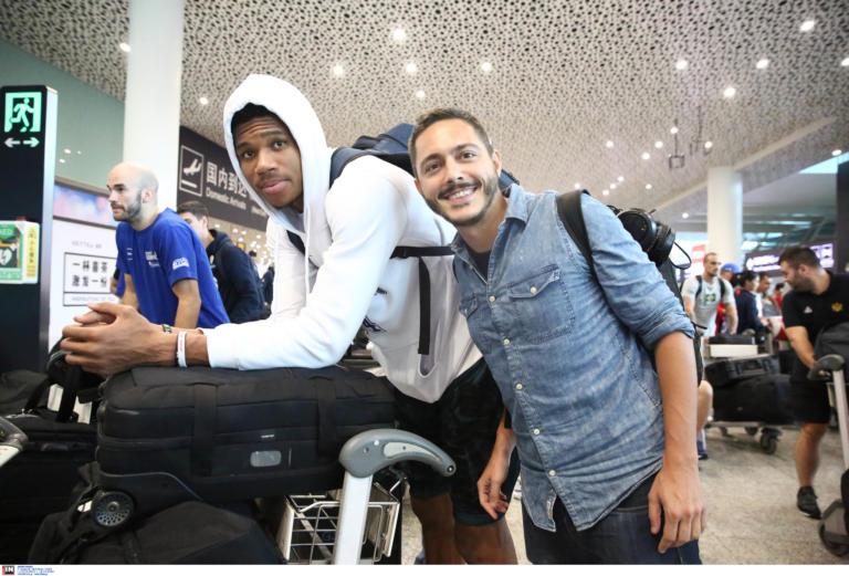 Μουντομπάσκετ 2019: Στην πόλη Σενζέν η Εθνική Ελλάδας