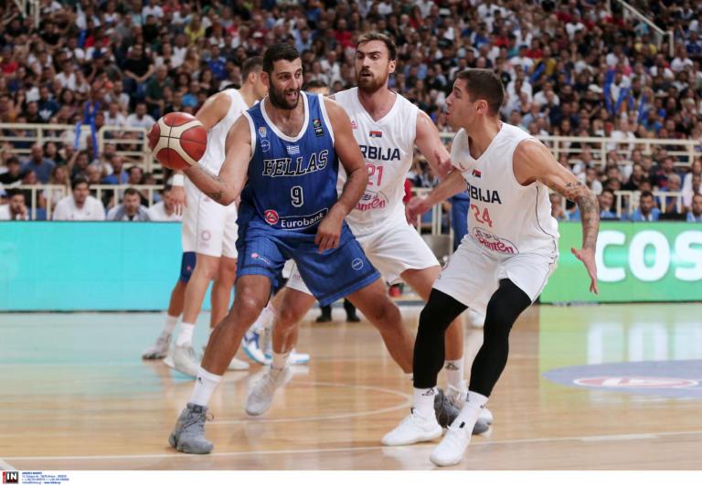 Αήττητοι οι Σέρβοι κατέκτησαν το τουρνουά Ακρόπολις, ήττα για την Εθνική Ελλάδας