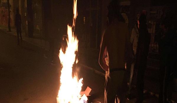Πολυτεχνείο: Επεισόδια στα Εξάρχεια  - Φωτιές, μολότοφ, χημικά και προσαγωγές