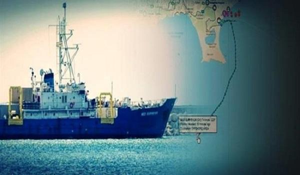Το πλοίο της ExxonMobil πλέει προς την κυπριακή ΑΟΖ