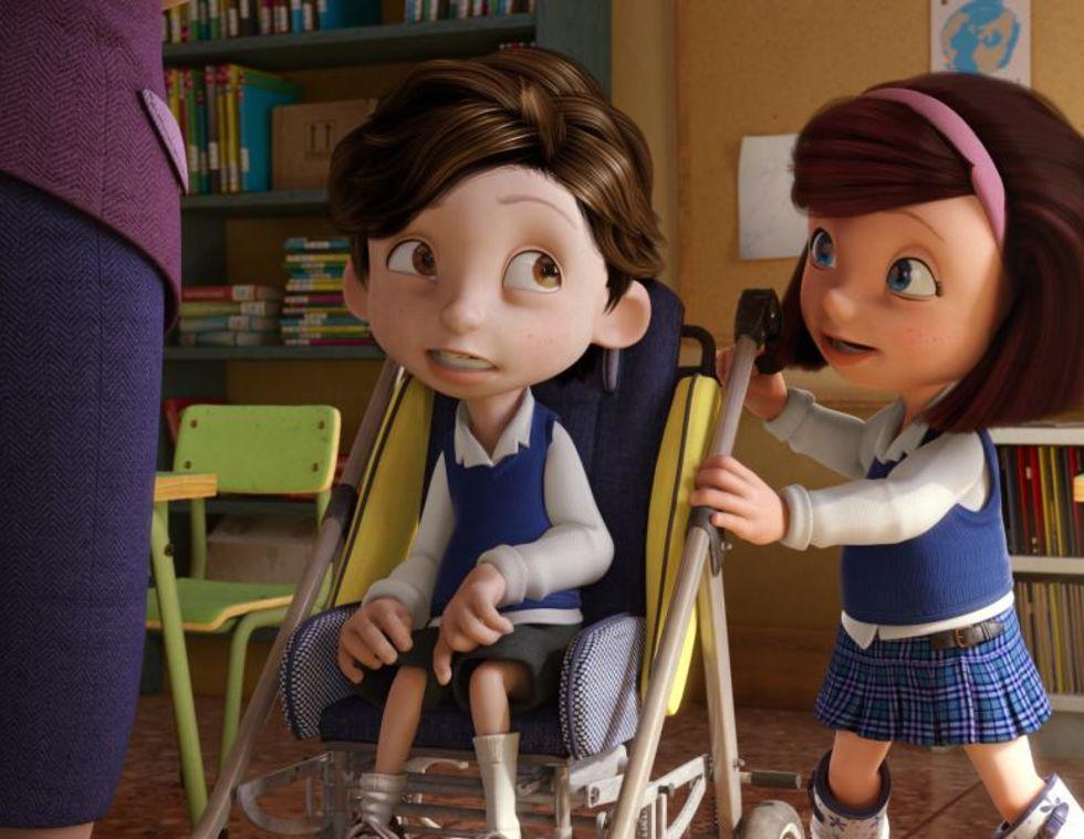 Cuerdas: Η ταινία μικρού μήκους για την παιδική αναπηρία που συγκινεί