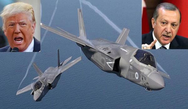 ΗΠΑ: Μπλόκο στην Τουρκία για τα F-35 - Άγκυρα: Άδικος ο αποκλεισμός. Ανακαλέστε