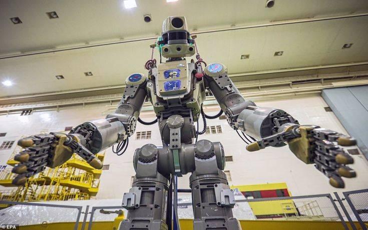 Fedor: Το ανθρωποειδές ρομπότ που ετοιμάζεται για τον Διεθνή Διαστημικό Σταθμό