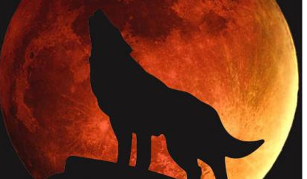 Ποδαρικό για το 2019 με το Σούπερ Ματωμένο Φεγγάρι του Λύκου!