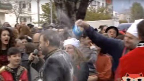 Το βίντεο που αδειάζει τον Φερεντίνο, η οργισμένη ανάρτηση δημοσιογράφου