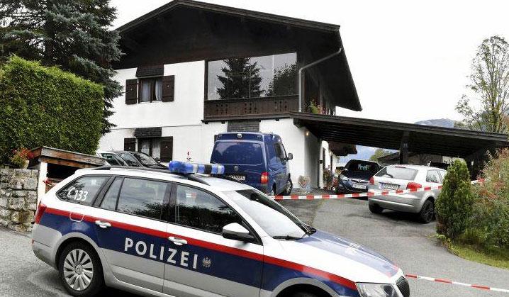 Αυστρία: Εκτέλεσε την πρώην του, τον φίλο της και την οικογένειά της και παραδόθηκε στην αστυνομία