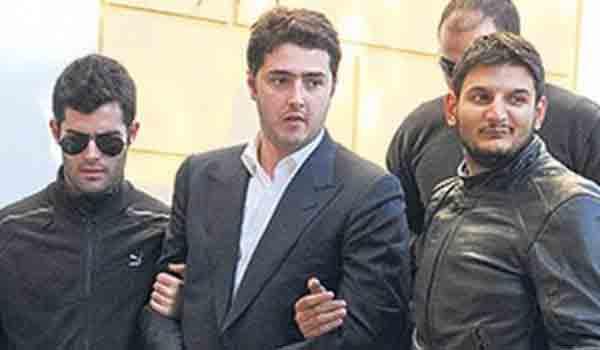 Επέστρεψε στη φυλακή ο Άρης Φλώρος για το σκάνδαλο της Energa - Hellas Power