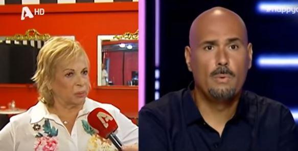 Η Άννα Φόνσου απαντά στον Σκουλό για την αγένειά του: Κι εσύ είσαι καραφλός, τι μας κρίνεις;