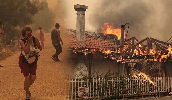 Οι επιπτώσεις στην υγεία των ανθρώπων σε περιοχές που έχουν υποστεί πυρκαγιές