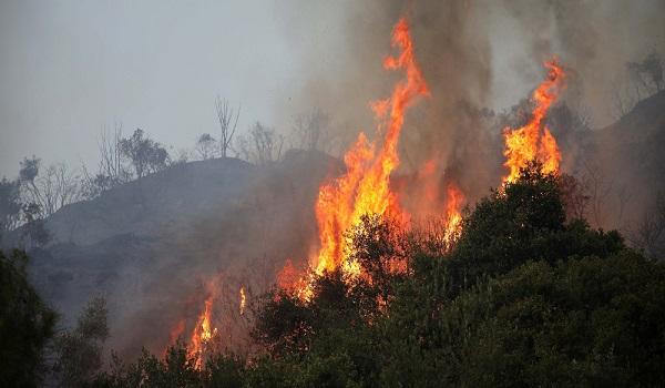 Πυρκαγιά στον Ασπρόπυργο