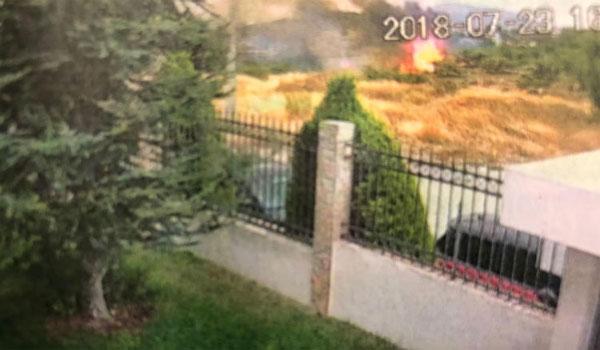 Βίντεο - Ντοκουμέντο: Η έναρξη της φονικής πυρκαγιάς που κατέκαψε το Μάτι