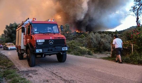 Εύβοια: Ανθρώπινο χέρι πίσω από τη καταστροφική  φωτιά; Στο μικροσκόπιο ύποπτο όχημα