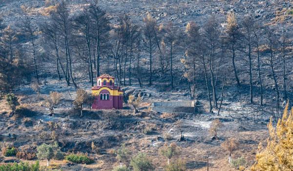 Φωτιά στην Εύβοια: Το κινητό πρόδωσε τον εμπρηστή. Καταρρίπτεται το άλλοθι του 33χρονου