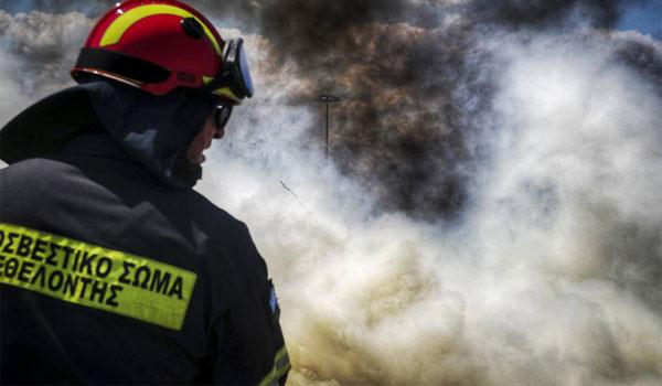 Πολύ υψηλός ο κίνδυνος πυρκαγιάς σήμερα. Απαγόρευση κυκλοφορίας σε περιοχές της Αττικής