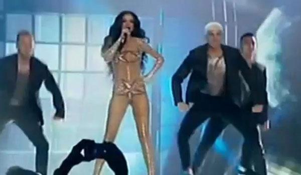 Eurovision 2019: Εκρηκτική η Φουρέιρα στην πρόβα για τον τελικό. Βίντεο
