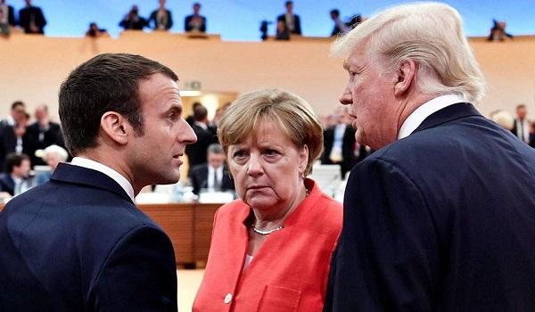 """G7: Οι δηλώσεις, τα καρφιά και οι """"αγωνίες"""" των ηγετών"""