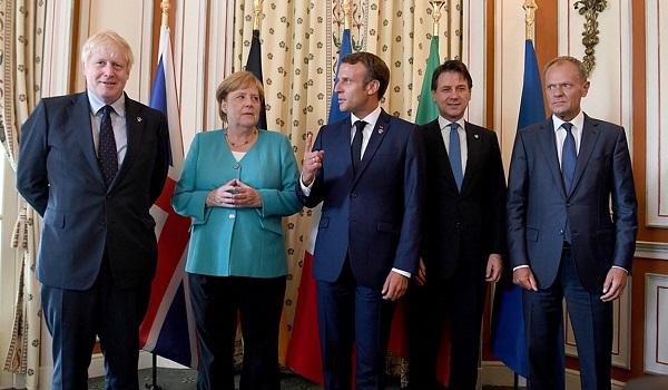 G7: Εμπόριο, οικονομία, Αμαζόνιος και Brexit στην ατζέντα των σημερινών συνομιλιών