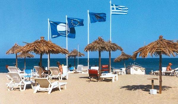 Γαλάζιες σημαίες 2019: Δείτε τις πιο καθαρές ελληνικές παραλίες