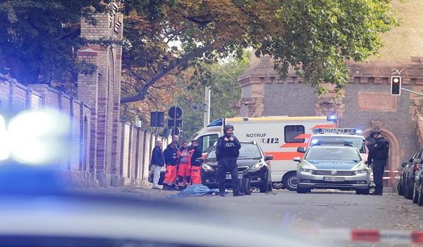 Συναγερμός στη Γερμανία -  Πυροβολισμοί με νεκρούς και τραυματίες σε Συναγωγή