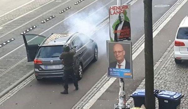 Νεοναζί ο δράστης της επίθεσης σε εβραϊκή συναγωγή στη Γερμανία