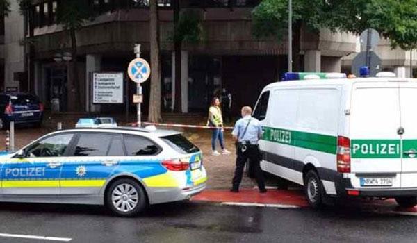 Πρόσφυγας κρατούσε όμηρο μωρό σε πόλη της Γερμανίας
