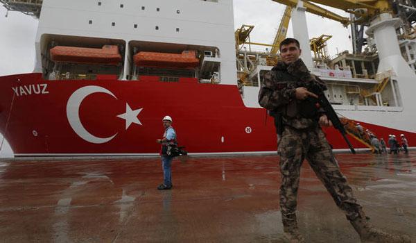 Προκλήσεων συνέχεια από την Άγκυρα: Το οικόπεδο 7 δεν ανήκει μόνο στην Κύπρο