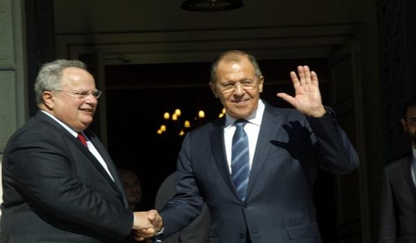Συνάντηση Κοτζιά με Λαβρόφ εν μέσω ανακοινώσεων για το Σκοπιανό