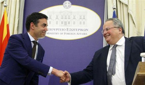 Στα Σκόπια σήμερα ο Νίκος Κοτζιάς για συνομιλίες