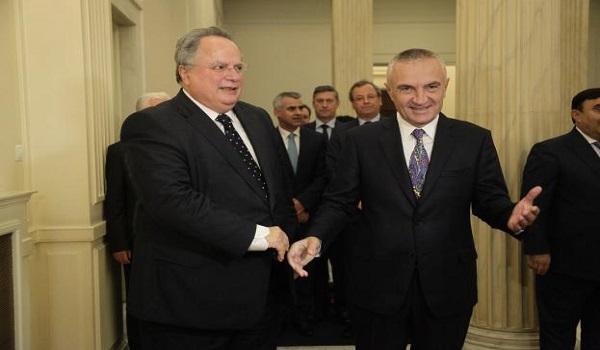 Βόμβα Κοτζιά: Ο ελληνικός στρατός αρνείται να αναγνωρίσει τα σύνορα με την Αλβανία