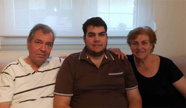 Δημήτρης Κούκλατζης: Δεν νιώθω ήρωας, είναι μία λέξη με μεγάλη βαρύτητα