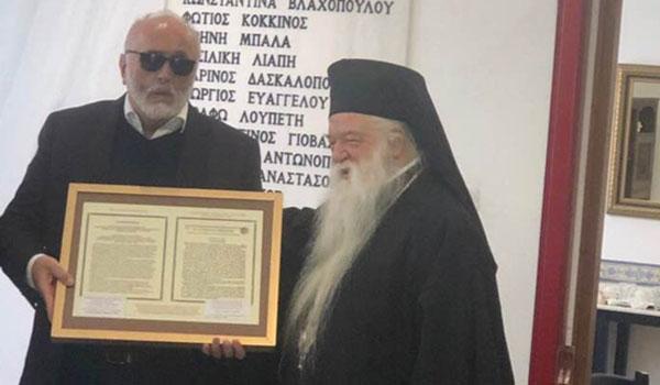 Δυσαρέσκεια ΣΥΡΙΖΑ για τις φωτογραφίες Κουρουμπλή - Αμβρόσιου