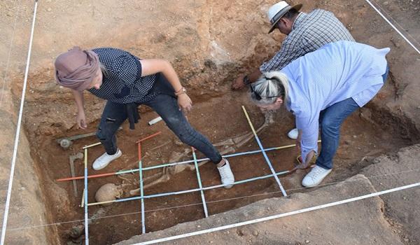 Κοζάνη: Βρέθηκε ασύλητος τάφος του 1ου αιώνα π.Χ