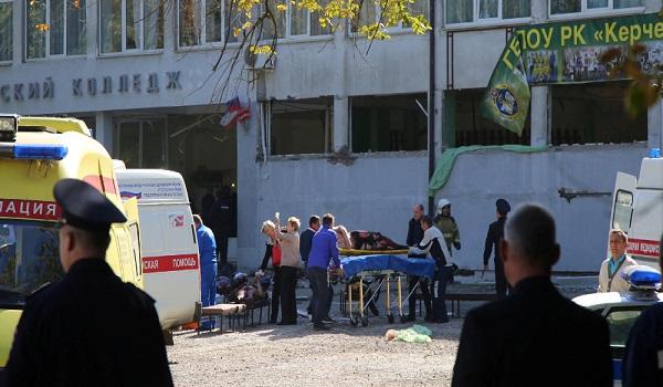 Σκηνές πρωτοφανούς αγριότητας στο κολέγιο της Κριμαίας. Τουλάχιστον 19 οι νεκροί
