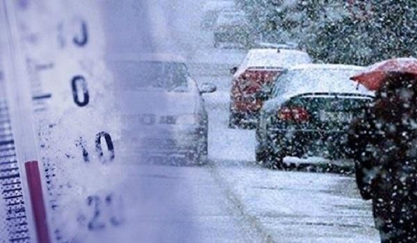 Έρχεται ψυχρή εισβολή από την Κυριακή - Πτώση θερμοκρασίας, πού θα χιονίσει
