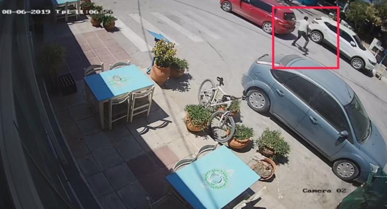 Οδηγός στην Κρήτη έκανε όπισθεν και όποιον πάρει ο Χάρος